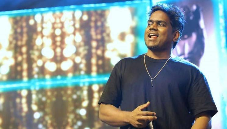 Yuvan Shankar Raja opens up on two things he wants to get rid of COVID Valimai Maanaadu