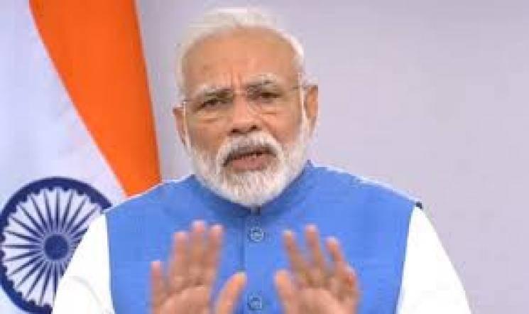 PM Narendra Modi Speech in bjp founders day