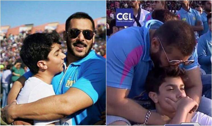 Salman Khan emotional video nephew Nirvan social distancing coronavirus