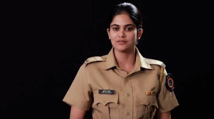 Aaditi Pohankar Gets into Costume for She Netflix India
