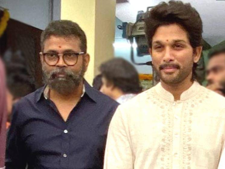 Allu Arjun Sukumar next AA20 update to be announced on April 8 at 9 am