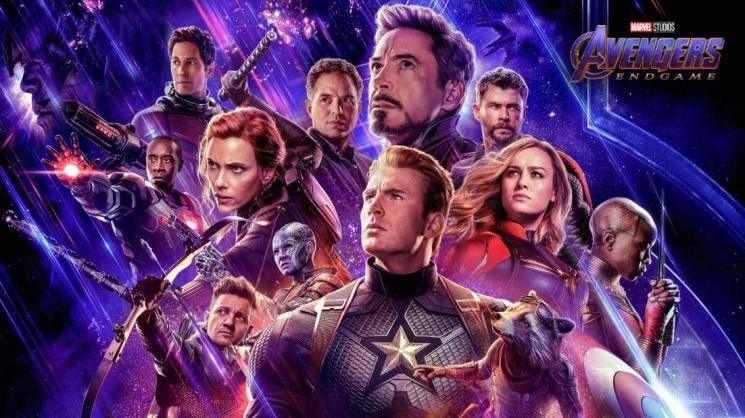 Avengers Endgame highest counter advance bookings Vettri Theatres