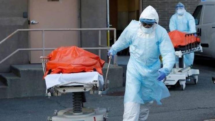 Coronavirus India update 124 people declared dead 4789 infected