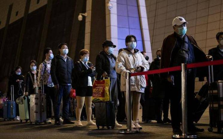 Coronavirus 76 day lockdown in China Wuhan comes to an end