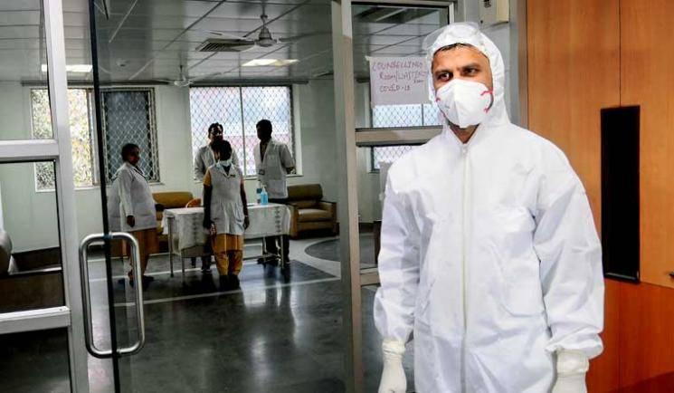 Coronavirus update 48 new cases Tamil Nadu total count at 738 Beela Rajesh