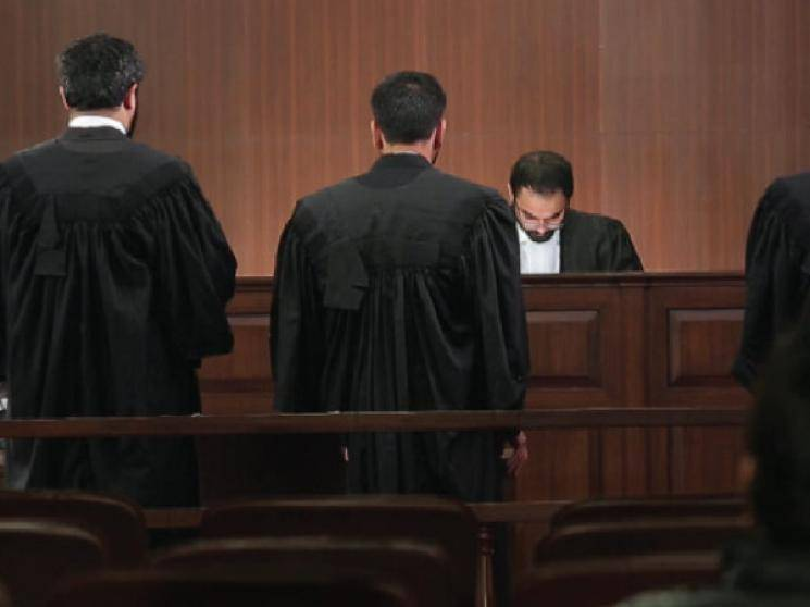 Lawyer curses High Court Judge to get Corona Virus