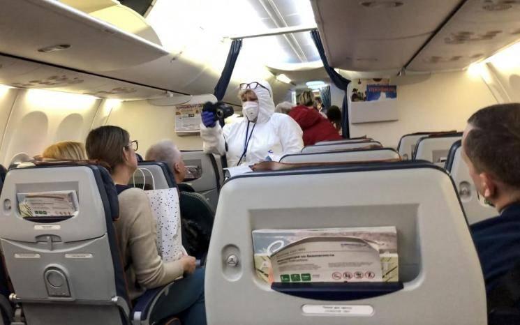 Coronavirus update UK announces 12 charter flights from India