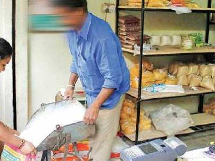 TN Govt decides to sell groceries at ration shops during COVID lockdown