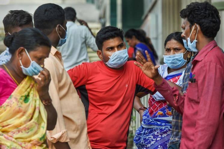 Coronavirus Chennai update Male doctor tests positive