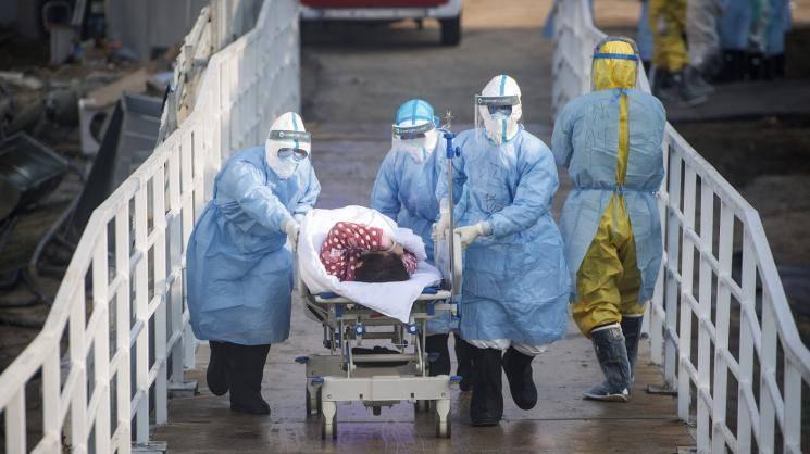 Chinese researchers coronavirus study covid19 air samples