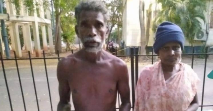 Tamil Nadu man cycles wife 130km during lockdown cancer treatment coronavirus