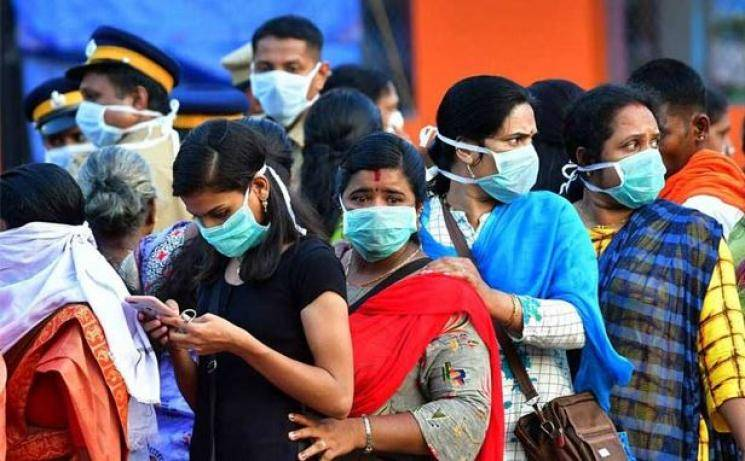 Coronavirus India positive cases rise over 9000 COVID