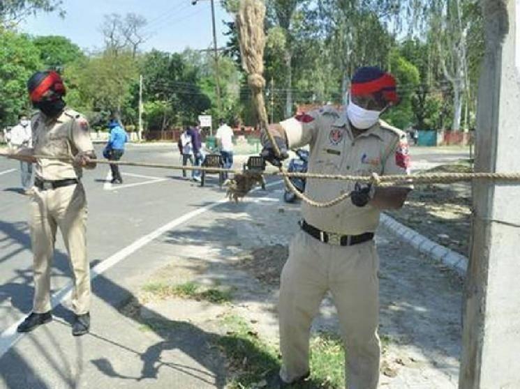 Punjab Patiala Nihang violence doctors reattach Policeman chopped hand