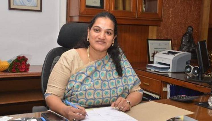 Coronavirus Warriors IAS officer returns to duty 22 days of giving birth to a baby