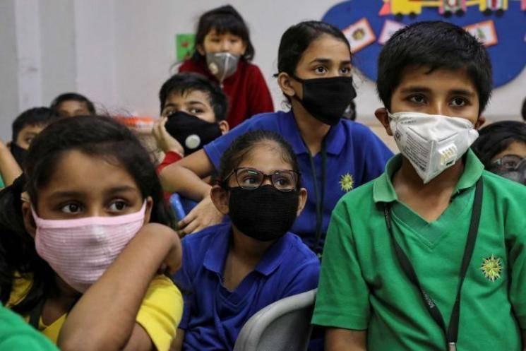 Coronavirus Tamil Nadu 31 children under age 10 test positive