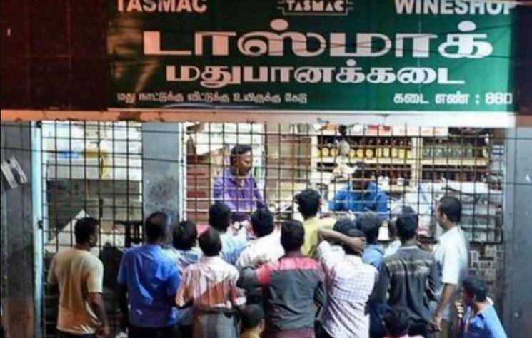 Coronavirus Tamil Nadu TASMAC to remain closed till April 30 India Lockdown