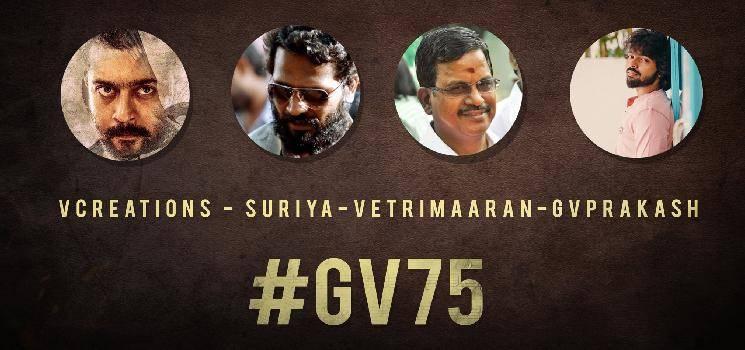 vaadivaasal gv75