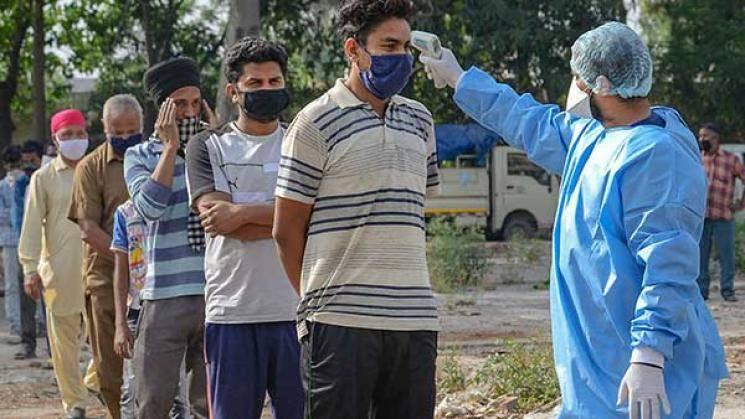 Coronavirus Tamil Nadu 38 new positive cases 81 people discharged