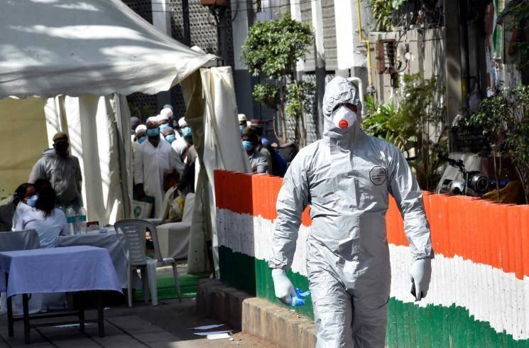Coronavirus worldwide count 2 million more than 1 lakh dead