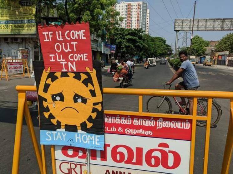 Coronavirus Chennai Ambattur Manali zones zero positive cases