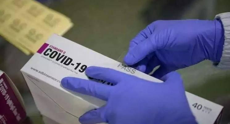 Coronavirus China helps India with 650000 testing kits
