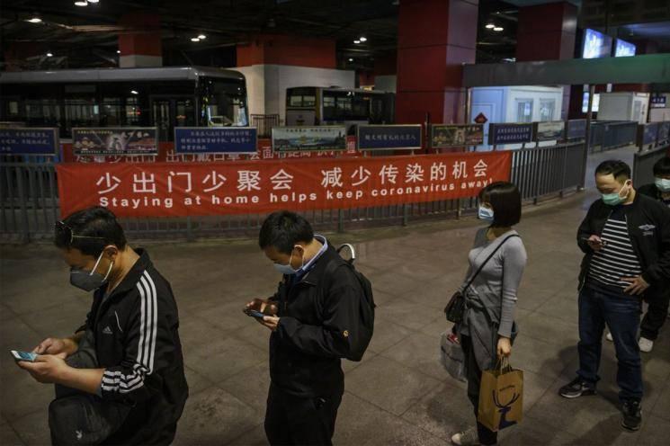 Coronavirus Wuhan China lab US President Donald Trump