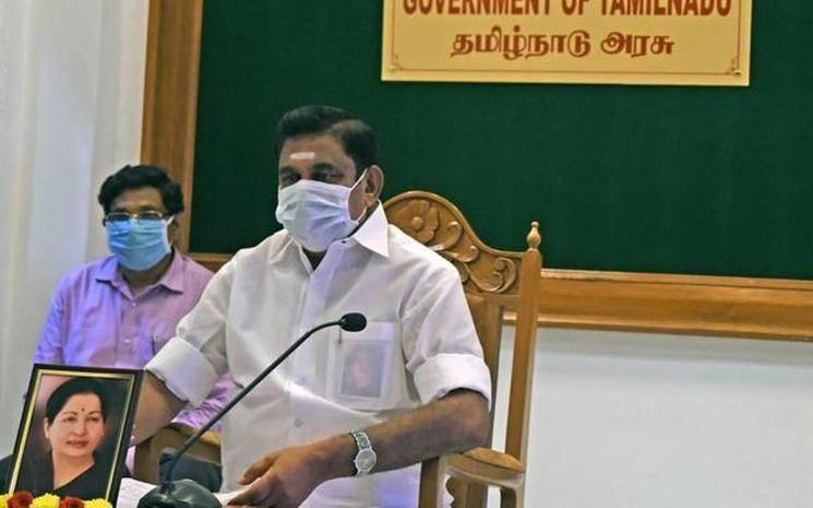 Coronavirus Tami Nadu 24000 rapid testing kits now CM Edappadi
