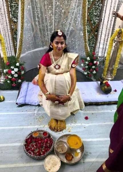 Coronavirus lockdown Former Karnataka CM HD Kumaraswamy son Nikhil Kumaraswamy Revathi wedding