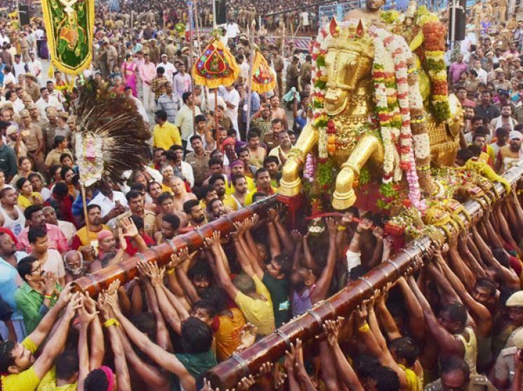 Madurai Chithirai Thiruvizha cancelled Thirukalyanam on May 4