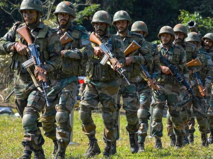 Indian Army has 8 positive cases of Corona Virus General Naravane