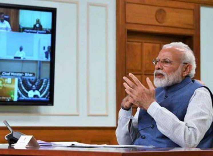 Internet is the meeting room! PM Modi
