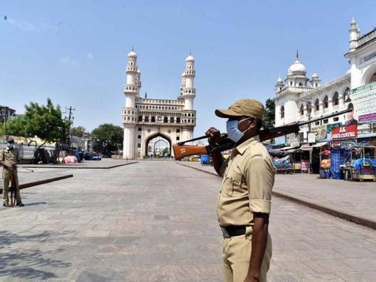 Coronavirus Telangana first Indian state May 7 lockdown extension