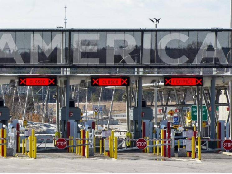 Donald Trump suspends immigration into USA to protect American jobs