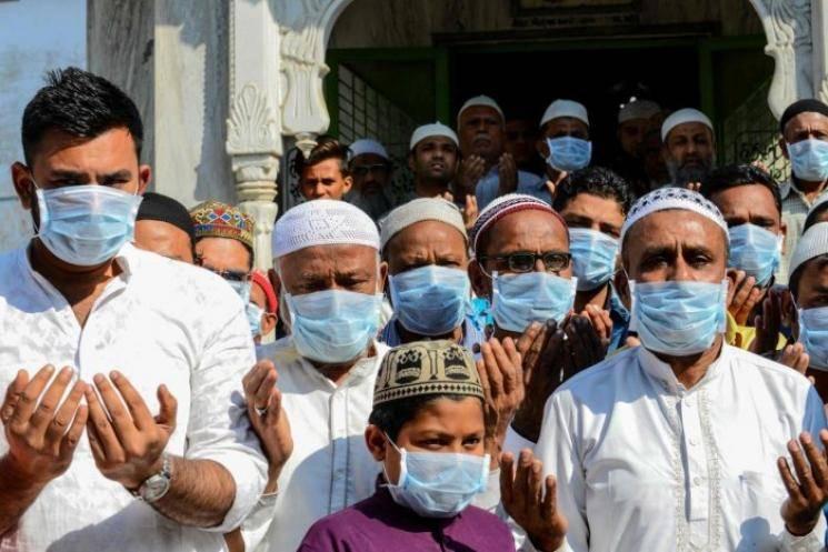 Shahi Imam of Delhi mosque requests Muslims stay home Ramzan