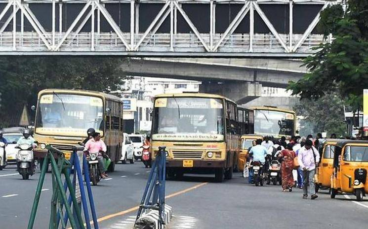 MTC Chennai to not allow travelers in buses without corona masks