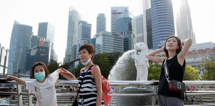 Coronavirus in Singapore June 1 Lockdown extension