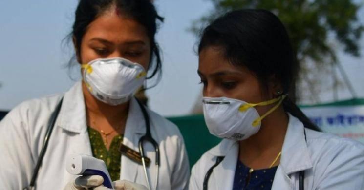 Attack on coronavirus health workers 7 years jail sentence