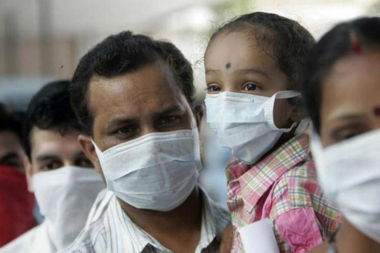 Coronavirus First Lady Savita Kovind wife stitches masks