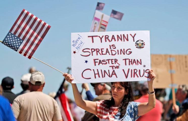 US states Missouri and Mississippi sue China over coronavirus