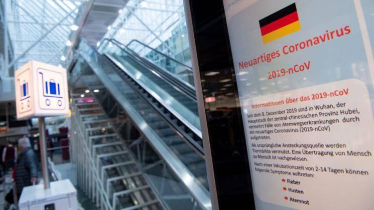 Germany first country in world 1 lakh coronavirus recoveries Angela Merkel