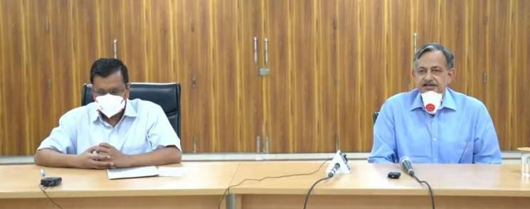 Delhi CM Arvind Kejriwal plasma therapy trials coronavirus cases
