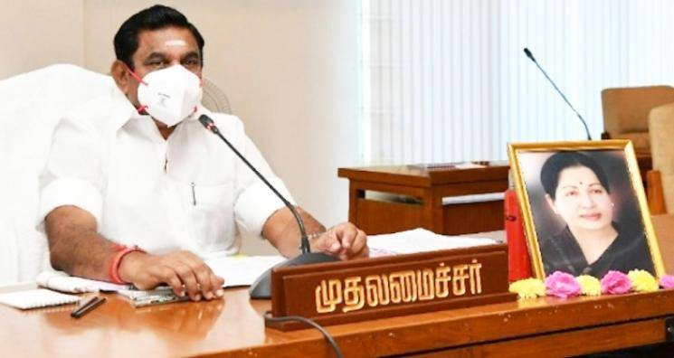 TN CM agreement Dunzo Zomato for delivery Aavin products coronavirus lockdown