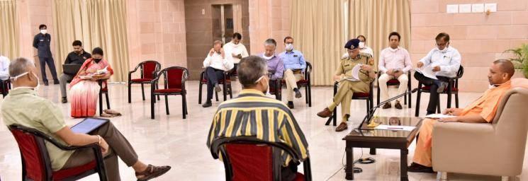 UP CM Yogi Adityanath orders no public gatherings till June 30 coronavirus lockdown