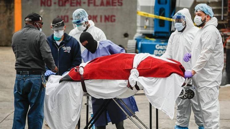 US President Donald Trump 5 million people tested for coronavirus