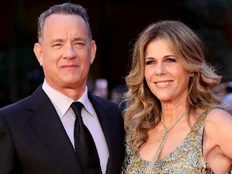 Tom Hanks Rita Wilson to donate blood and plasma for COVID19 research