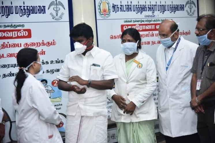 coronavirus Chennai update 528 test positive