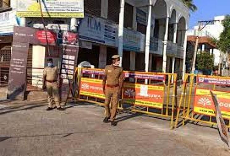 Chennai, Kovai, Madurai complete lockdown for 4 days