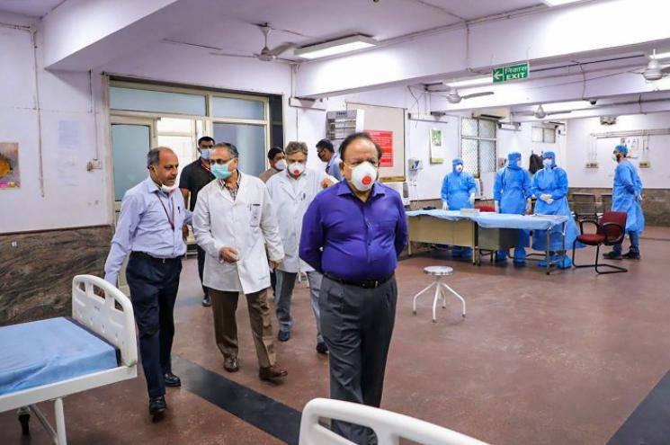 Coronavirus Hotspot districts in India becoming non hotspot