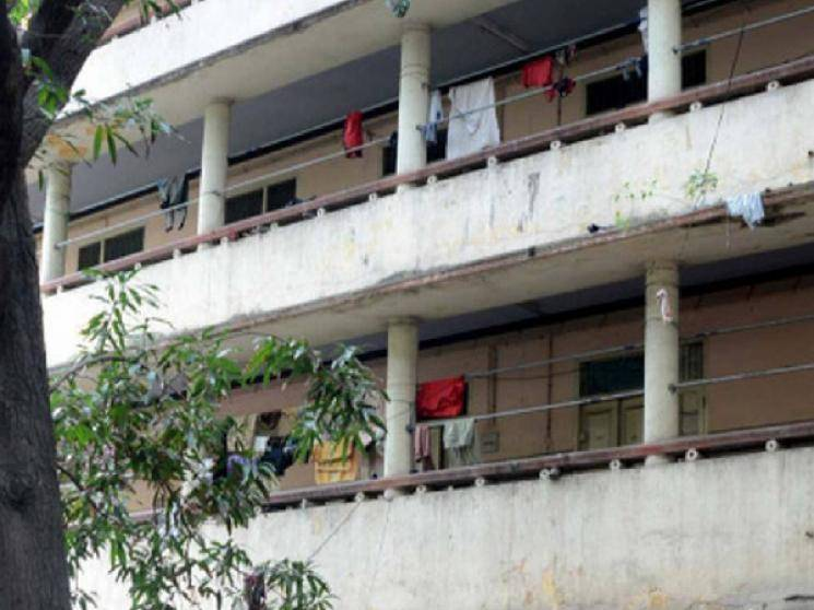 Madras Medical College Mens Hostel shutdown after staff test COVID positive