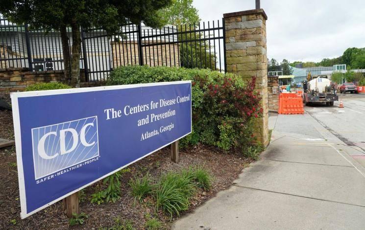 Six new coronavirus symptoms added by the US health body CDC